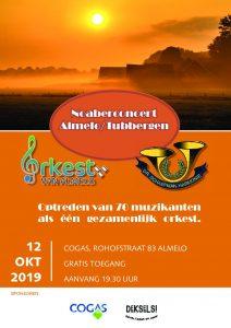 Concert met Orkest van Almelo @ Cogas | Almelo | Overijssel | Nederland
